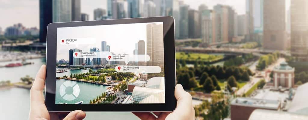 GPS, AR & other technologies