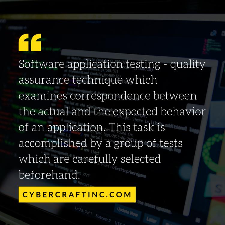 testing definition
